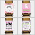 Best Photos Of Wine Label Free Printable Mini Templates – Free ..   Free Printable Wine Labels