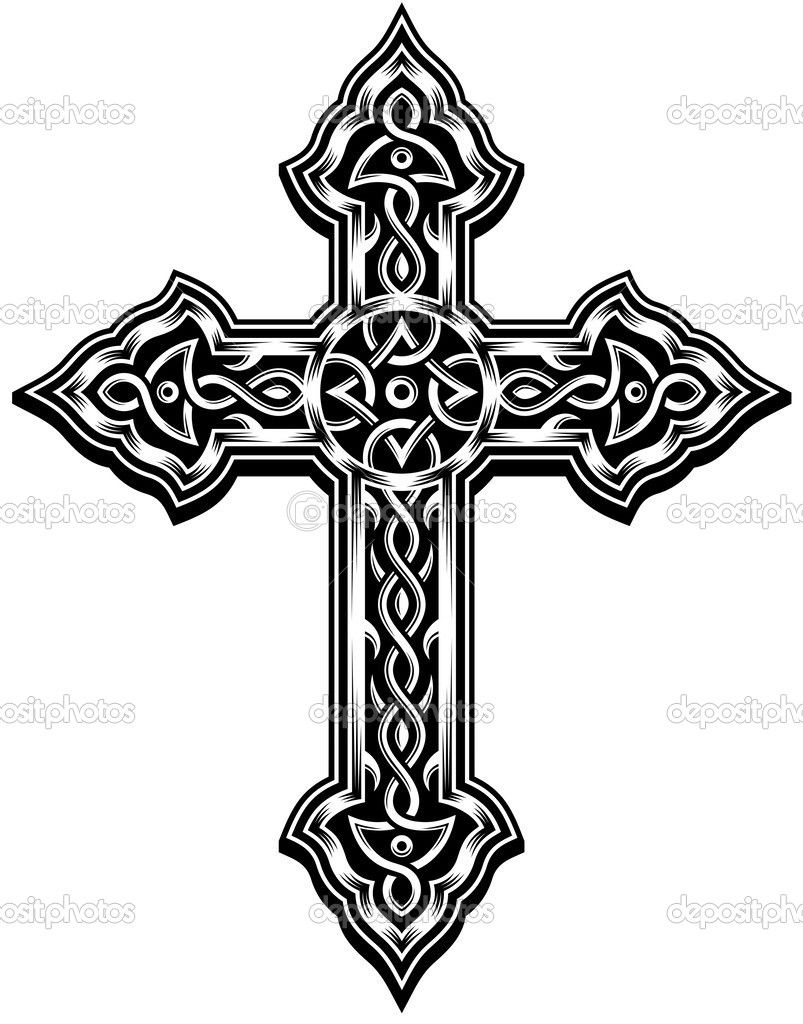 Best Tattoo Ideas For Men | Cross Wall | Pinterest | Celtic Cross - Free Printable Cross Tattoo Designs