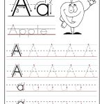 B>Free</b> <B>Printable</b> Letter A Tracing <B>Worksheets</b – Free Printable Letter Tracing Sheets
