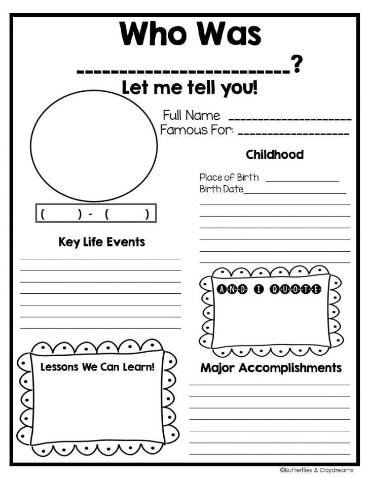 Free Printable Worksheets For 2Nd Grade Social Studies