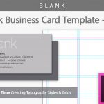 Blank Business Card Indesign Template   Free Printable Blank Business Cards