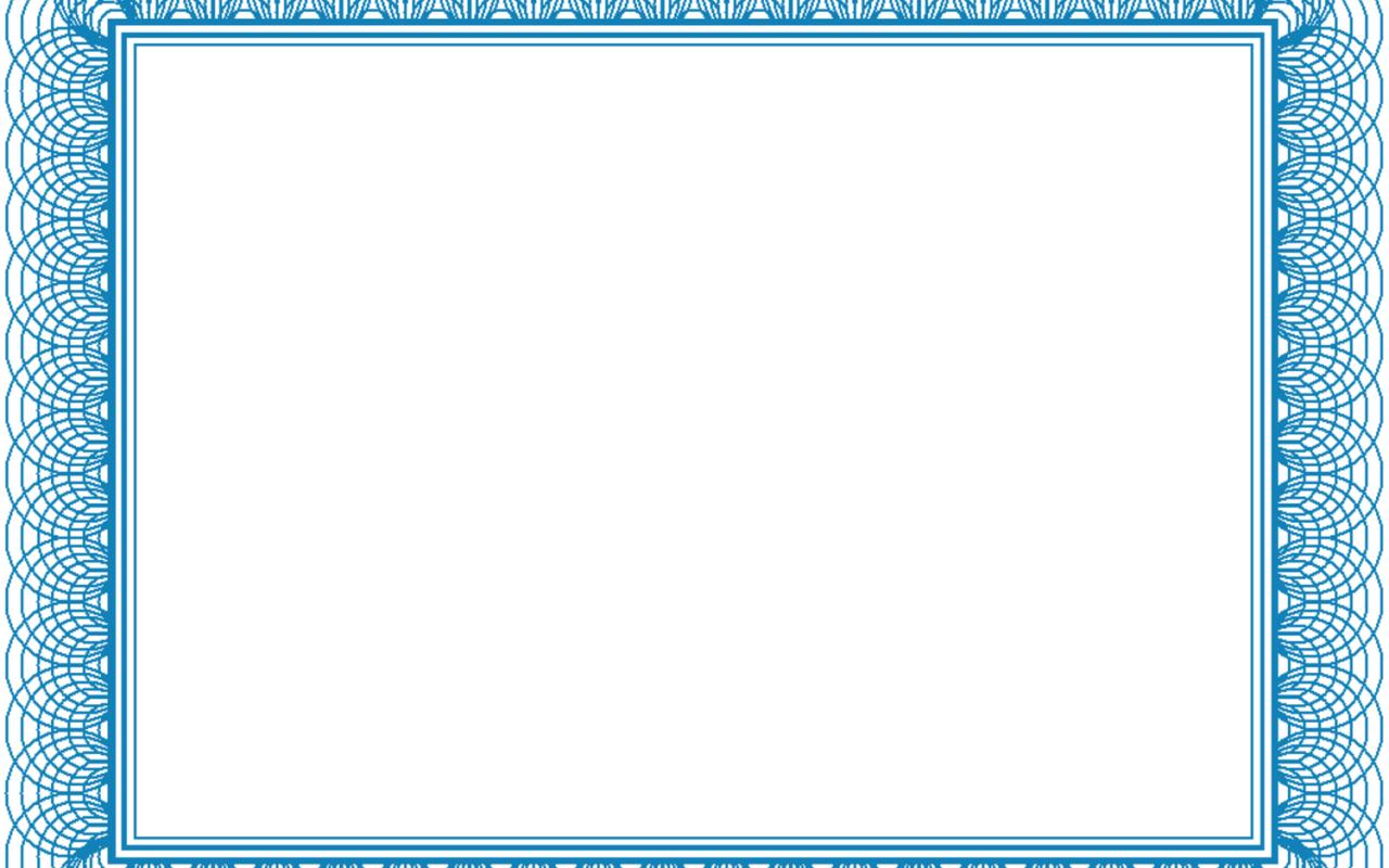 Blank Certificate Printable | Printable Birthday Certificates - Free Printable Blank Certificate Templates