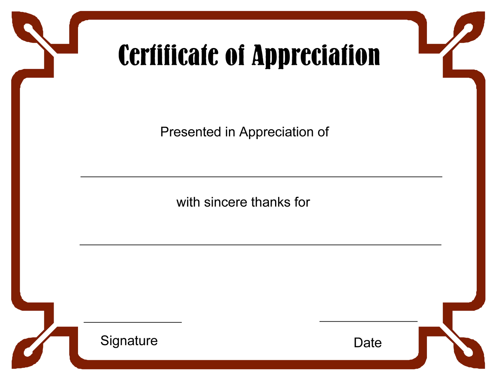 Blank Certificate Templates To Print | Blank Certificate Templates - Free Printable Soccer Certificate Templates
