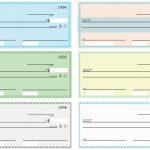 Blank Check Vector Pack   Download Free Vector Art, Stock Graphics   Free Printable Blank Checks