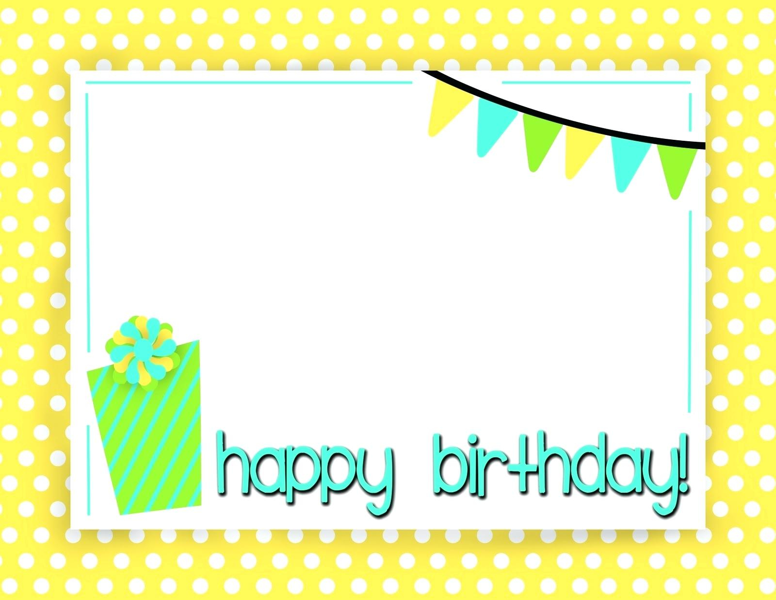 Blank Coupons Templates Birthday Coupon Free Printable Happy Check - Free Printable Blank Birthday Coupons