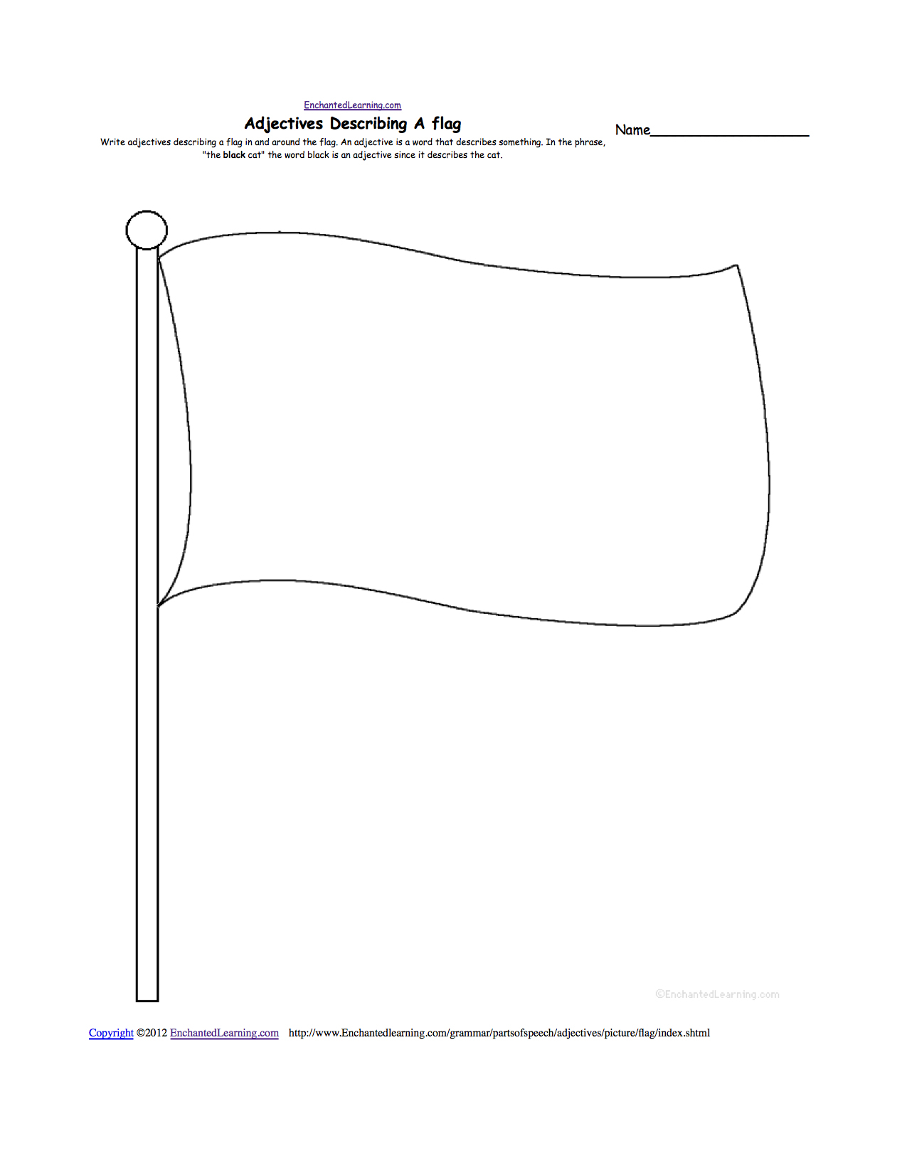 Blank Flag Worksheets Ideal Design Your Own Flag Template - Mctoom - Free Printable Blank Flag Template