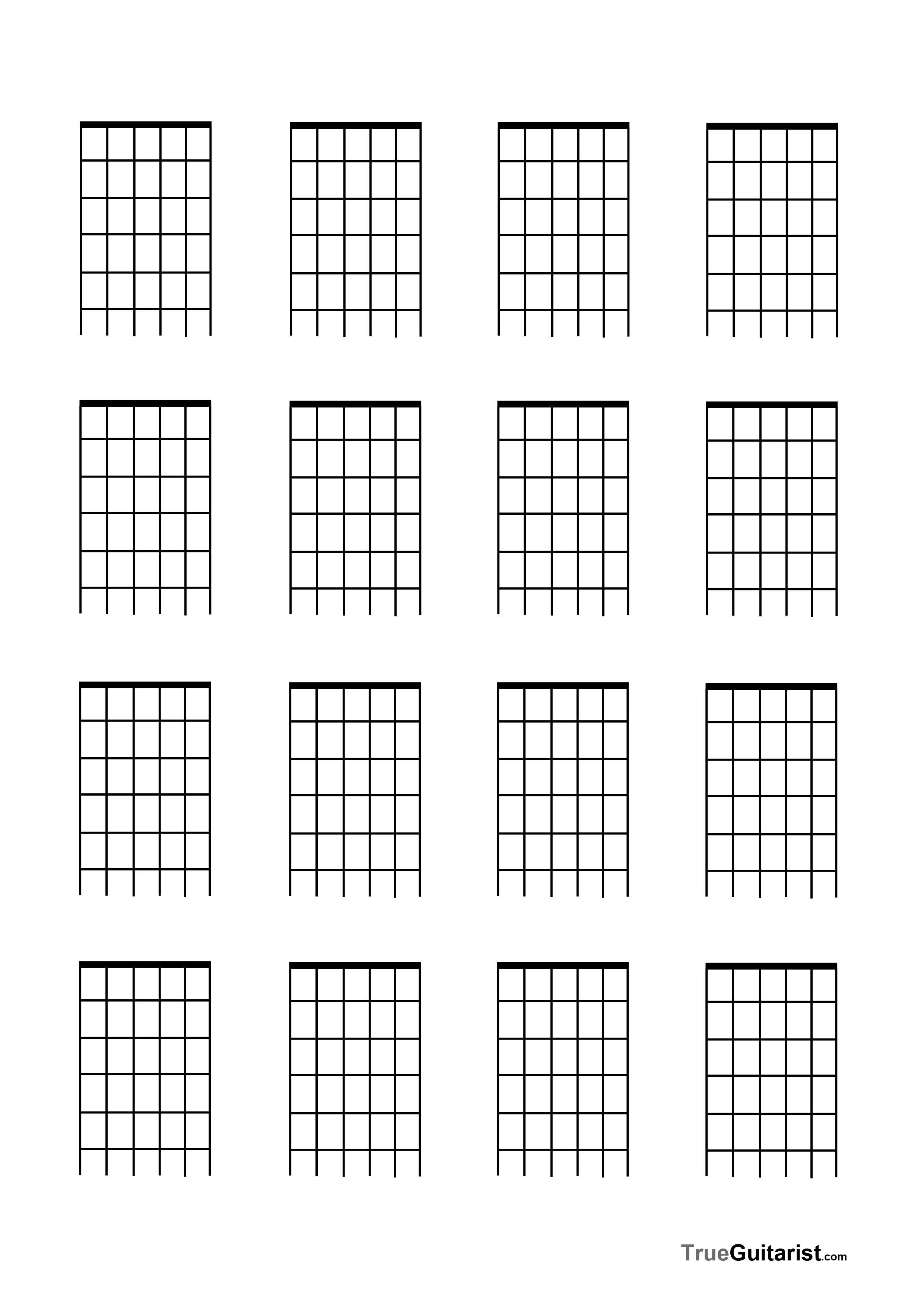 photograph relating to Tablature Paper Printable identify Totally free Printable Guitar Tablature Paper Cost-free Printable Obtain