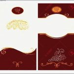 Blank Wine Label Template Sample Templates Template : Mughals – Free   Free Printable Wine Labels