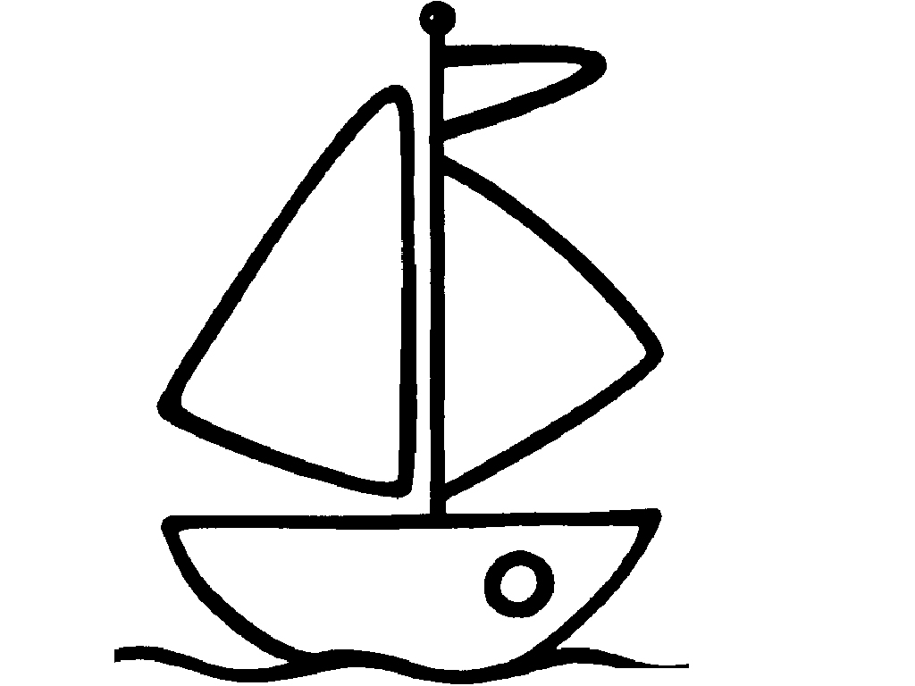 Boat Coloring Pages - Free Printable Coloring Pages   Free - Clip - Free Printable Boat Pictures