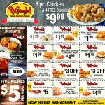 graphic relating to Bojangles Printable Coupons known as Bojangles Printable Discount coupons / Model Sale Pertaining In direction of Totally free