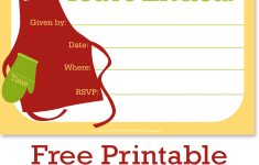 Free Printable Cookout Invitations