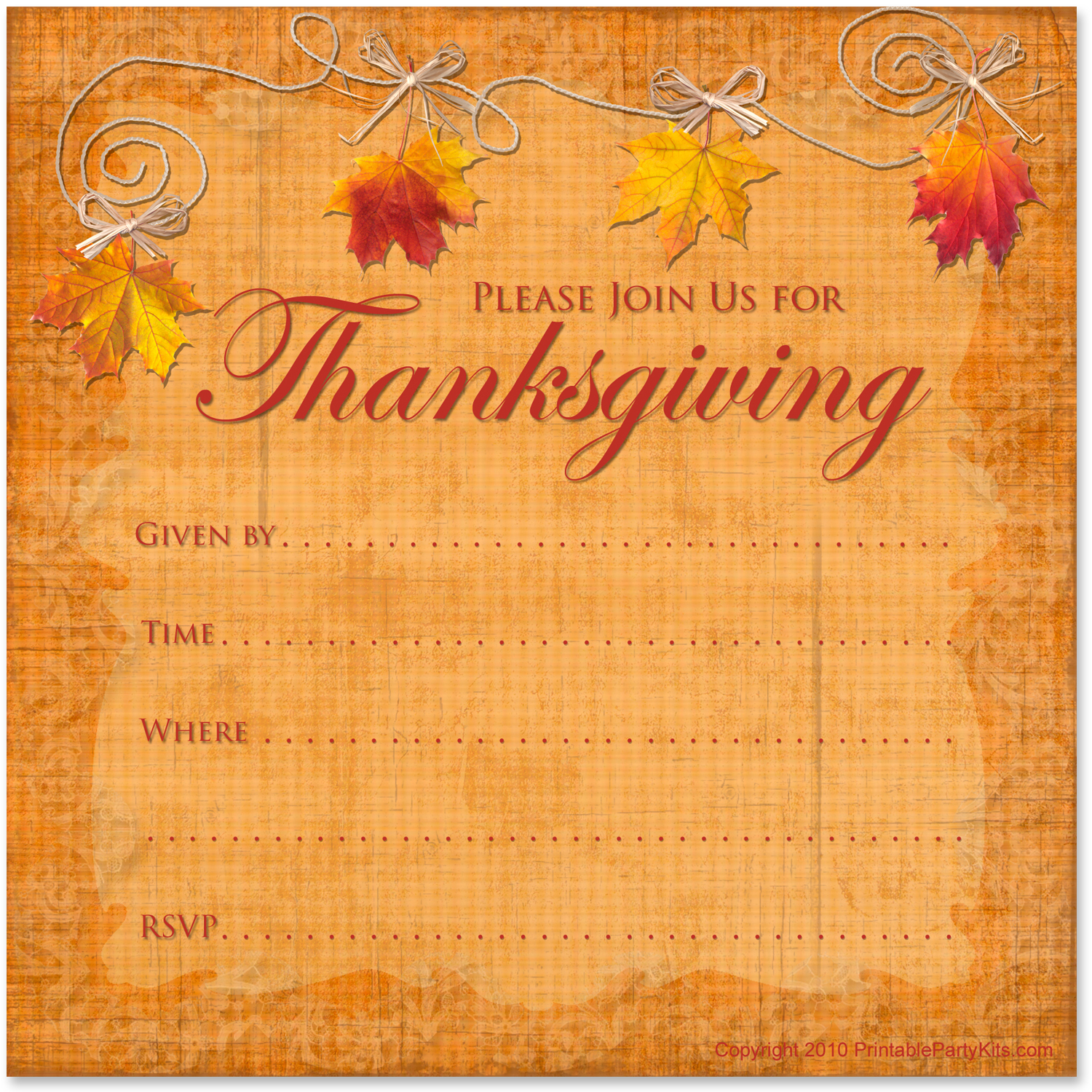 Can't Find Substitution For Tag [Post.body]--> Printable - Free Printable Thanksgiving Dinner Invitation Templates