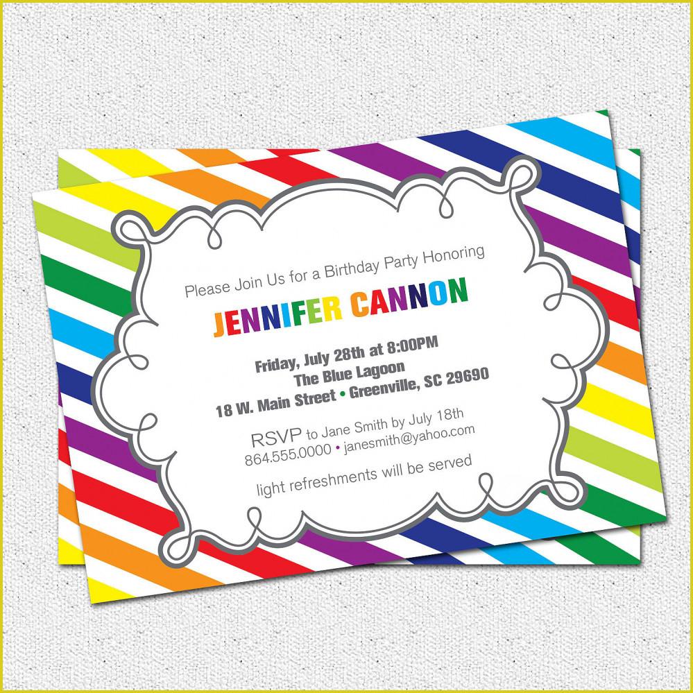 Captivating Birthday Invites Designs #730 - Severeplains - Make Your Own Birthday Party Invitations Free Printable