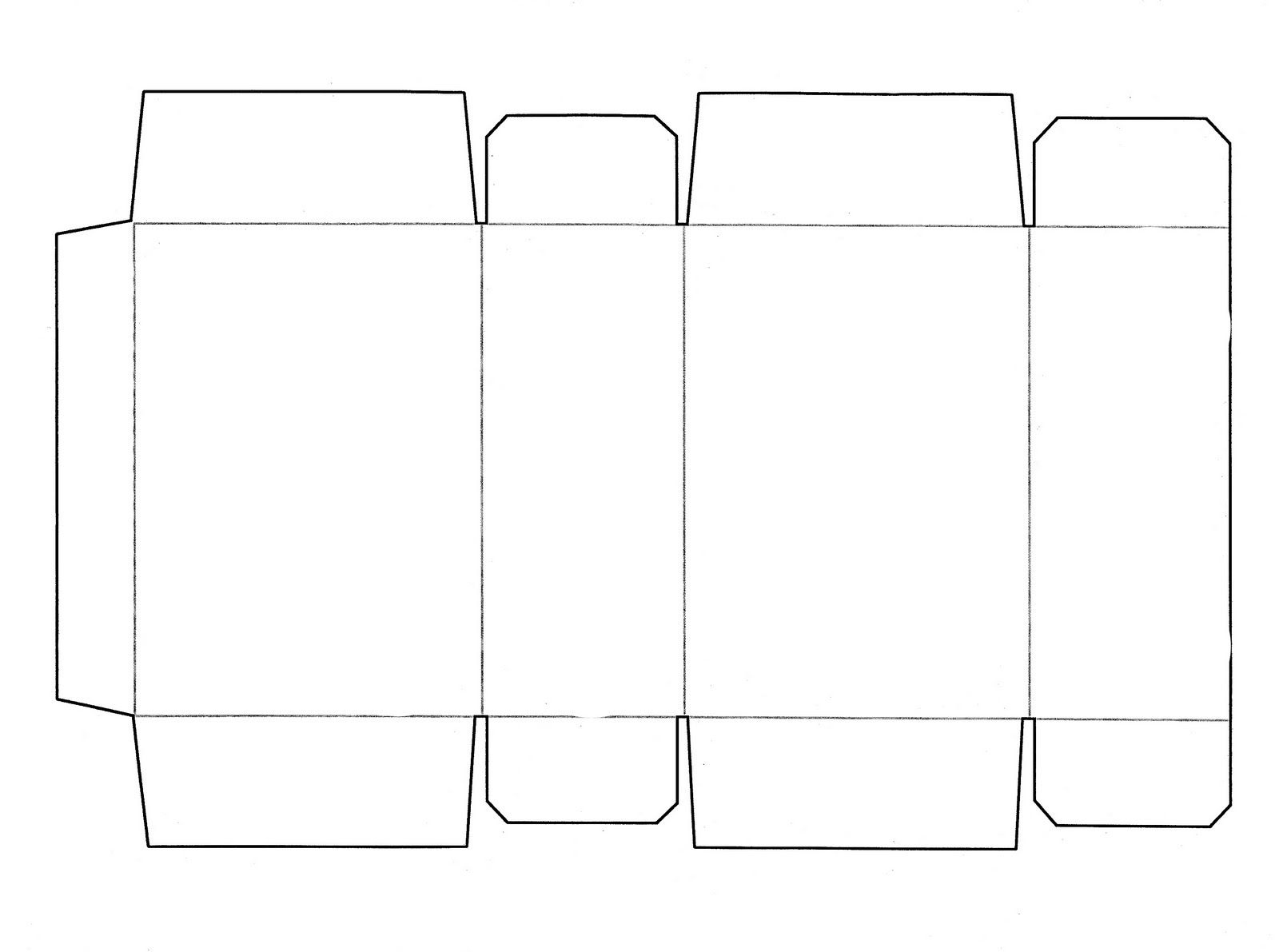 Cereal Box Template | This Is A Cereal Box Template That Fits Your - Box Templates Free Printable