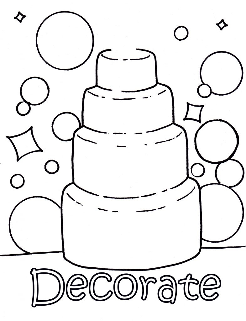 Charming Free Wedding Coloring Pages To Print Printable Photos Of - Free Printable Personalized Wedding Coloring Book