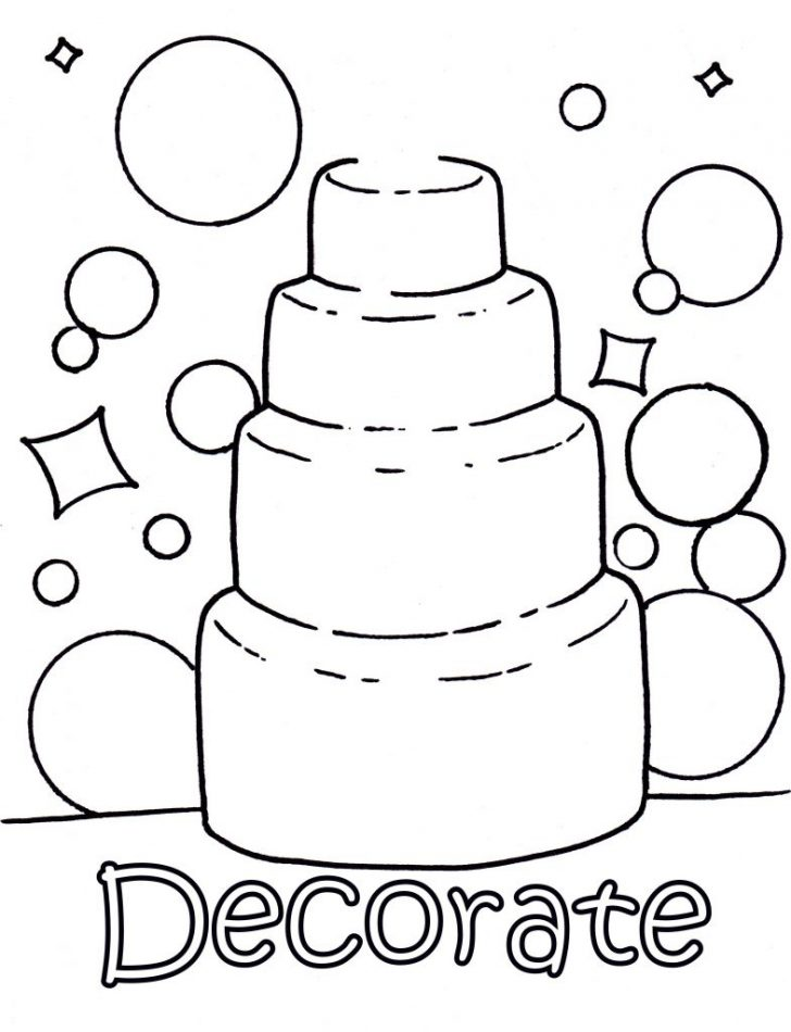 Wedding Coloring Book Free Printable