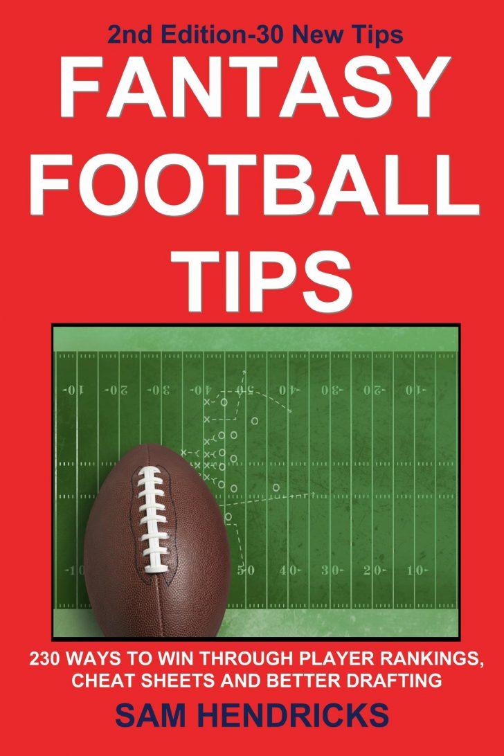Free Printable Fantasy Football Cheat Sheets