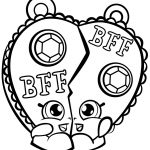 Chelsea Charm Shopkin Coloring Page | Free Printable Coloring Pages   Free Printable Bff Coloring Pages