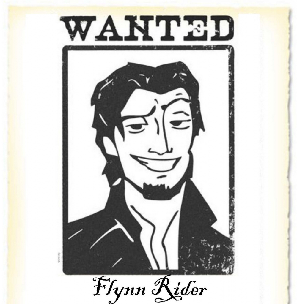 Chiil Mama: Disney On Ice Dare To Dream-Win 4 Free Tickets Or A $40 - Free Printable Flynn Rider Wanted Poster