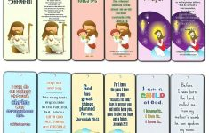photograph relating to Free Printable Christian Bookmarks identified as Christian Bookmark Template Style Down load Totally free Printable