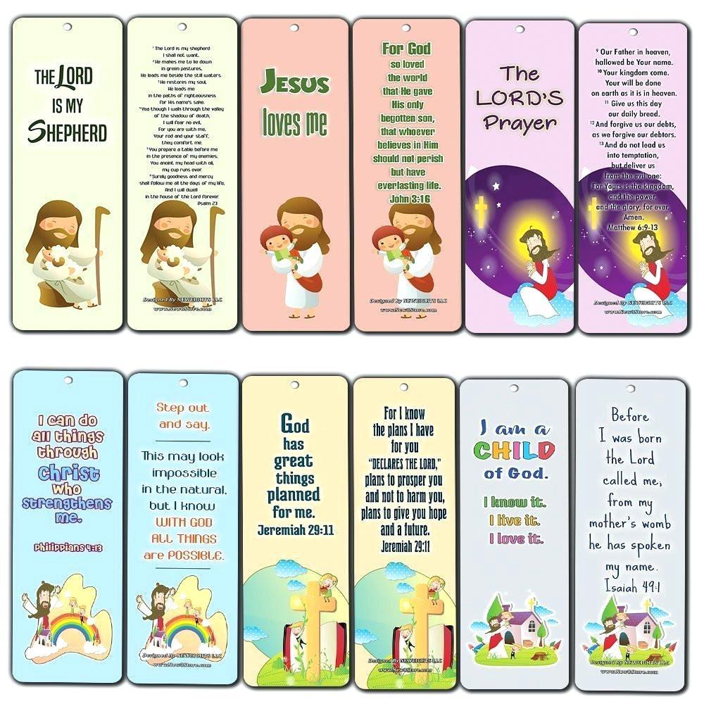 Christian Bookmark Template Design Download Free Printable Bible - Free Printable Bible Bookmarks Templates