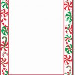 Christmas 2 Free Stationery Template Downloads | Michelle   Free   Free Printable Christmas Stationery Paper