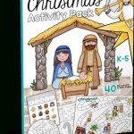 Christmas Bible Printables   Christian Preschool Printables   Free Printable Religious Christmas Games