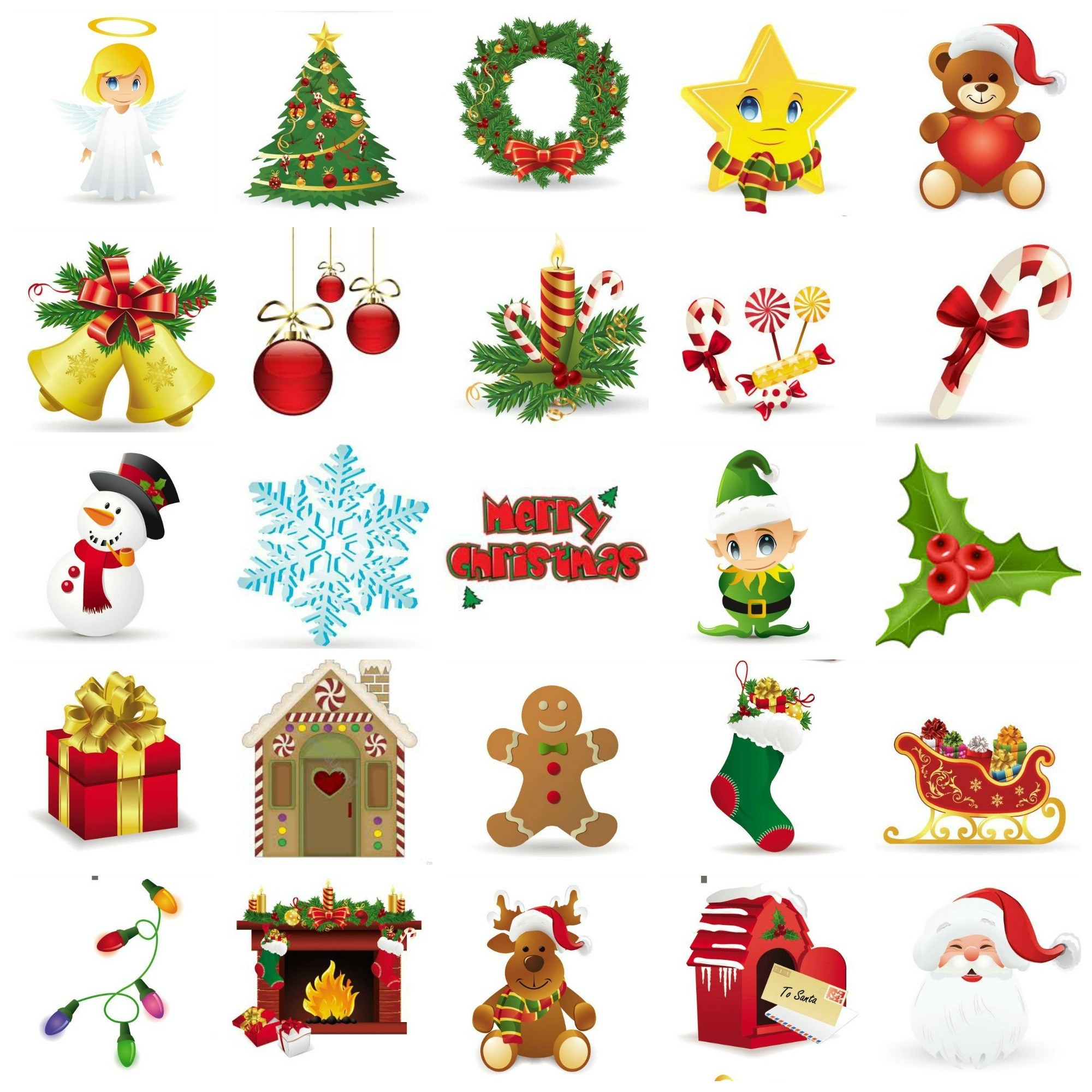 graphic relating to Free Printable Christmas Cutouts identified as Cost-free Printable Xmas Cutouts Absolutely free Printable Obtain