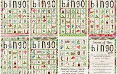 Free Printable Spanish Bingo Cards