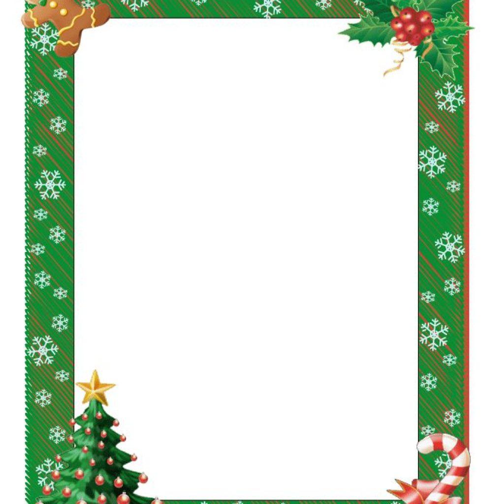Christmas Document Borders   Free Clipart Download - Free Printable Page Borders Christmas