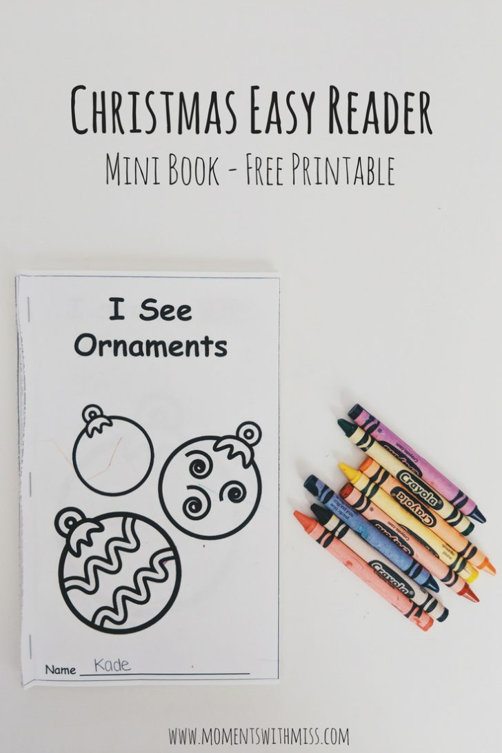 Free Printable Mini Books