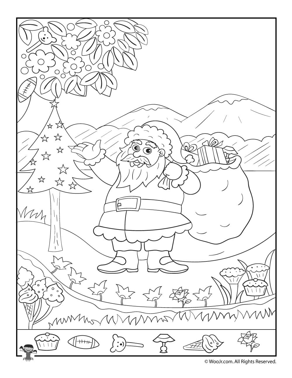 Christmas Hidden Pictures Printables For Kids | Woo! Jr. Kids Activities - Free Printable Christmas Hidden Picture Games