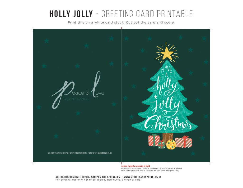 Christmas Money Wallets Free Printable – Festival Collections - Christmas Money Wallets Free Printable