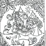 Christmas Printable Coloring Pages For Jesus. Baby Jesus Colour   Free Printable Christmas Baby Jesus Coloring Pages