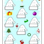 Christmas & Winter Math Worksheets For 2Nd, 3Rd And 4Th Graders   Free Printable Christmas Worksheets For Third Grade
