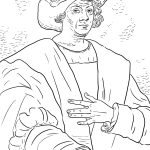 Christopher Columbus Coloring Page | Free Printable Coloring Pages   Free Printable Christopher Columbus Coloring Pages