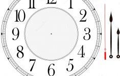 Free Printable Clock Faces