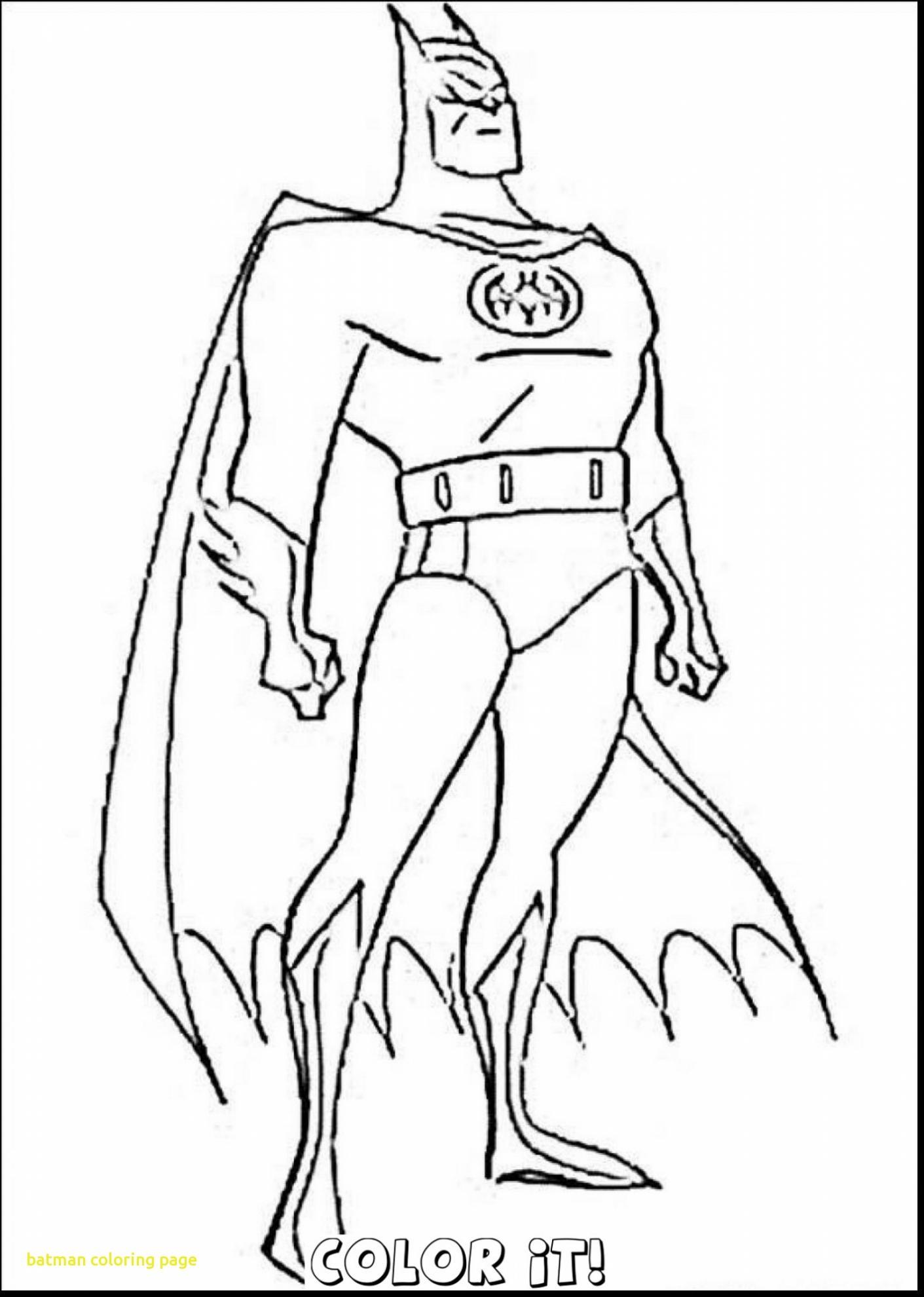 Coloring Page: Batman Coloring Pages Printable To Print Free - Free Printable Batman Coloring Pages