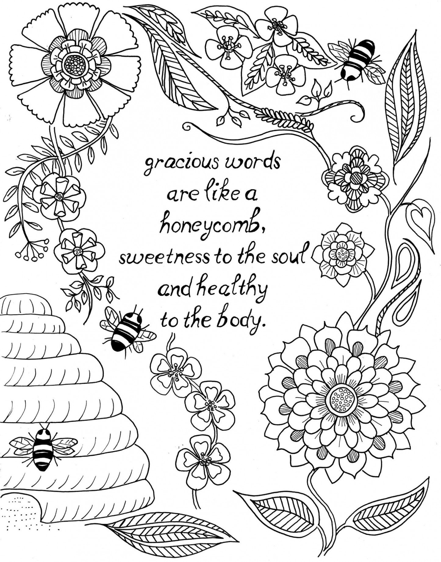 Coloring Page Quotes Images Of Inspirational Quotes Coloring Pages - Free Printable Inspirational Coloring Pages