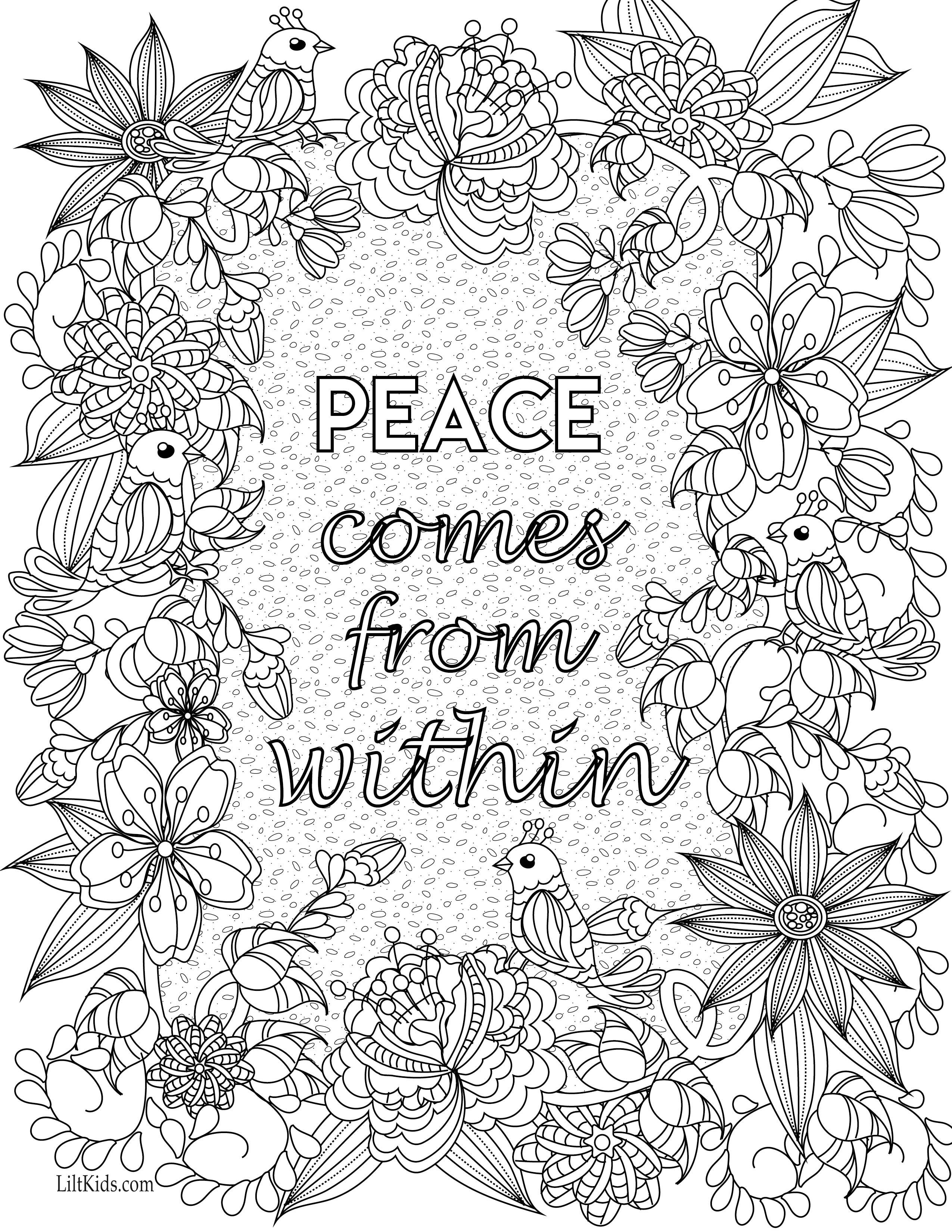 Coloring Pages : Astonishing Free Printables Coloring Pages Teens - Free Printable Inspirational Coloring Pages