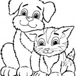 Coloring Pages : Awesomeable Animal Coloring Pages For Kids Animals   Free Printable Animal Coloring Pages