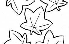 Coloring Pages ~ Coloring Pages Fall Leaves Printable Autumn Page Az – Free Printable Pictures Of Autumn Leaves
