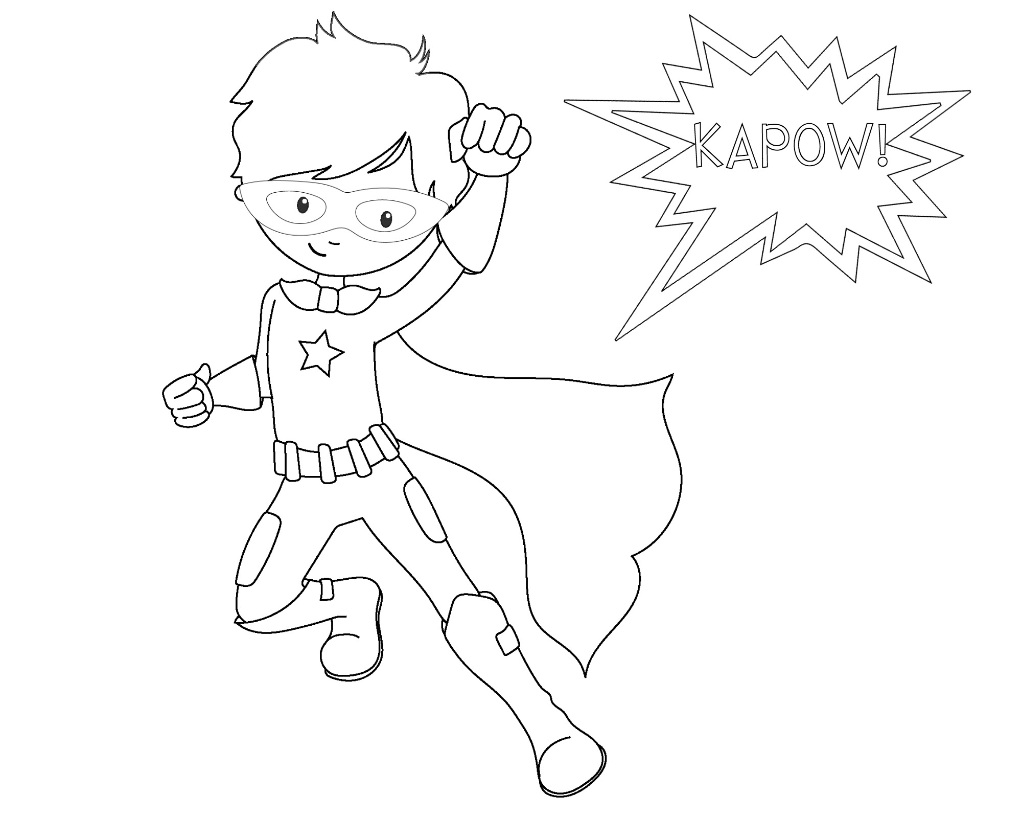 Coloring Pages : Coloring Pictures Ofheroes Black In The Biblehero4 - Free Printable Superhero Coloring Pages