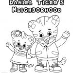 Coloring Pages ~ Daniel Tiger Coloring Pages Printable Freeniel   Free Printable Daniel Tiger Coloring Pages