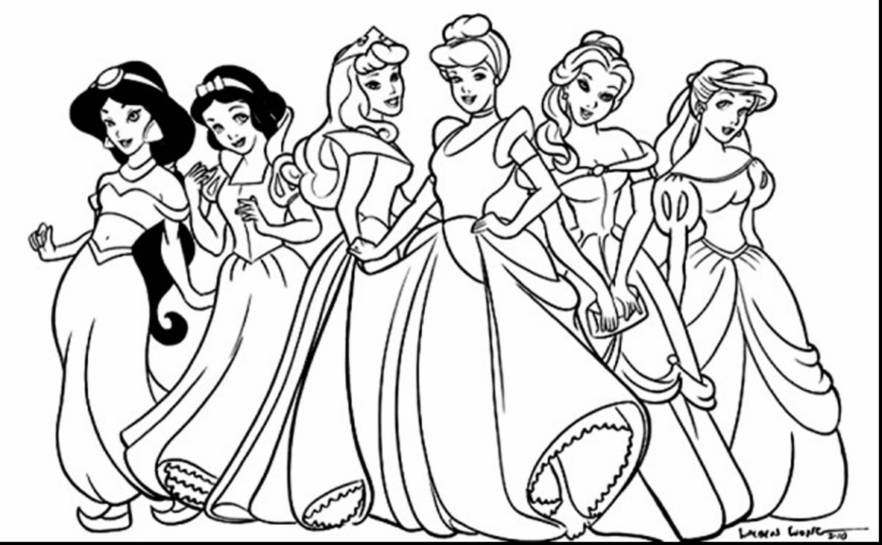 Coloring Pages ~ Disney Princess Coloring Pages To Print Out Free - Free Printable Princess Coloring Pages