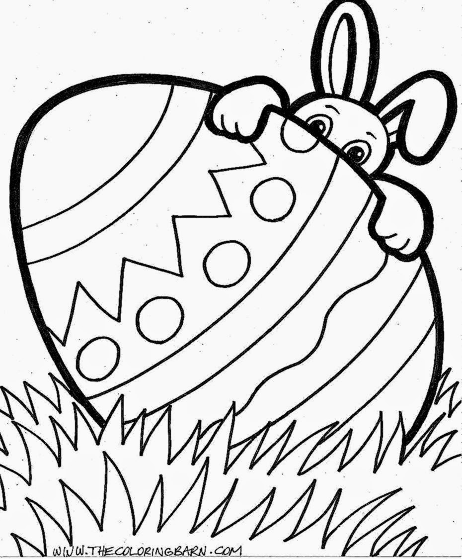 Coloring Pages : Easter Coloring Pages Free Printable Best Sheets - Easter Color Pages Free Printable