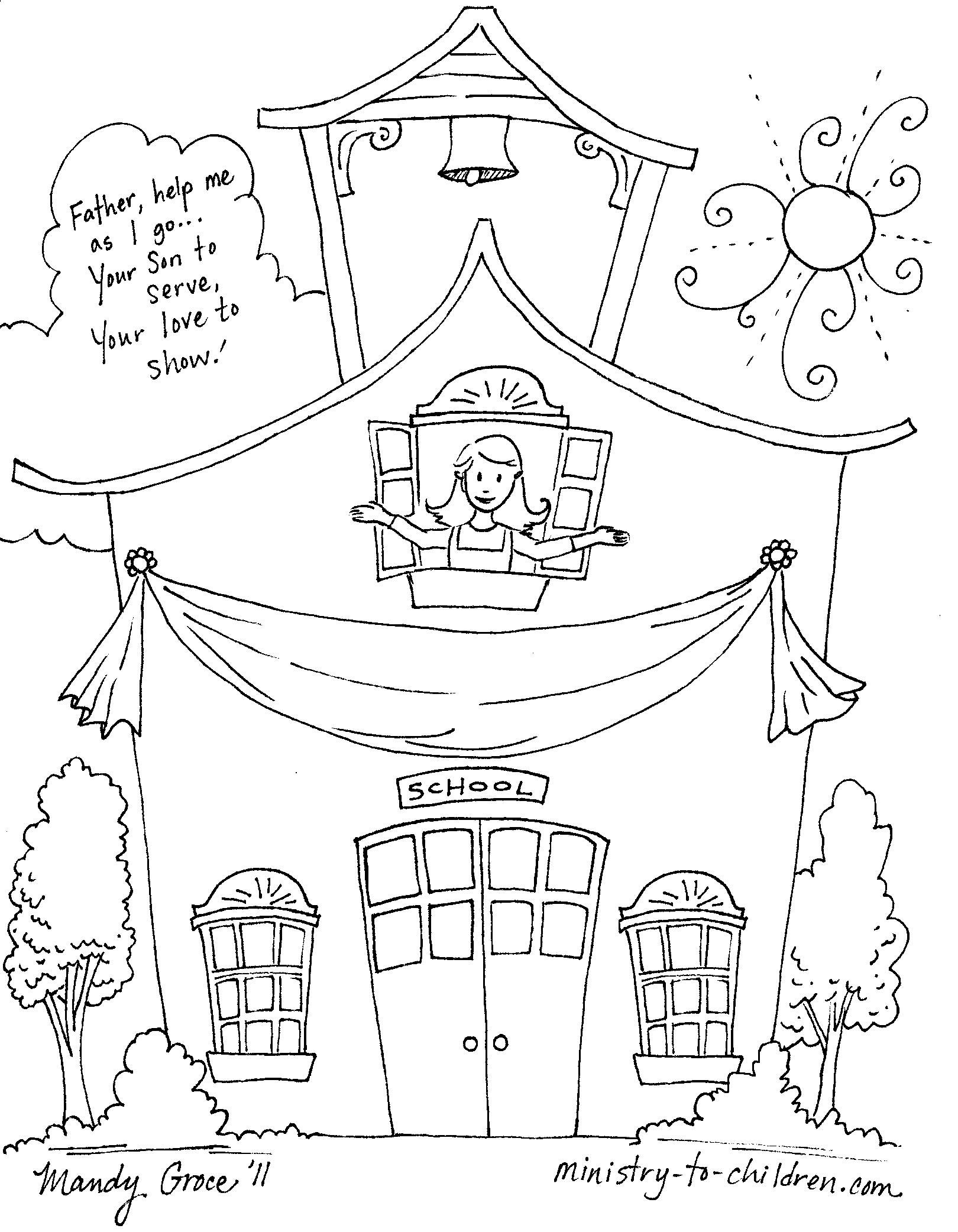 Coloring Pages : Edge Free Printable First Day Of School Colori - Free Printable First Day Of School Coloring Pages