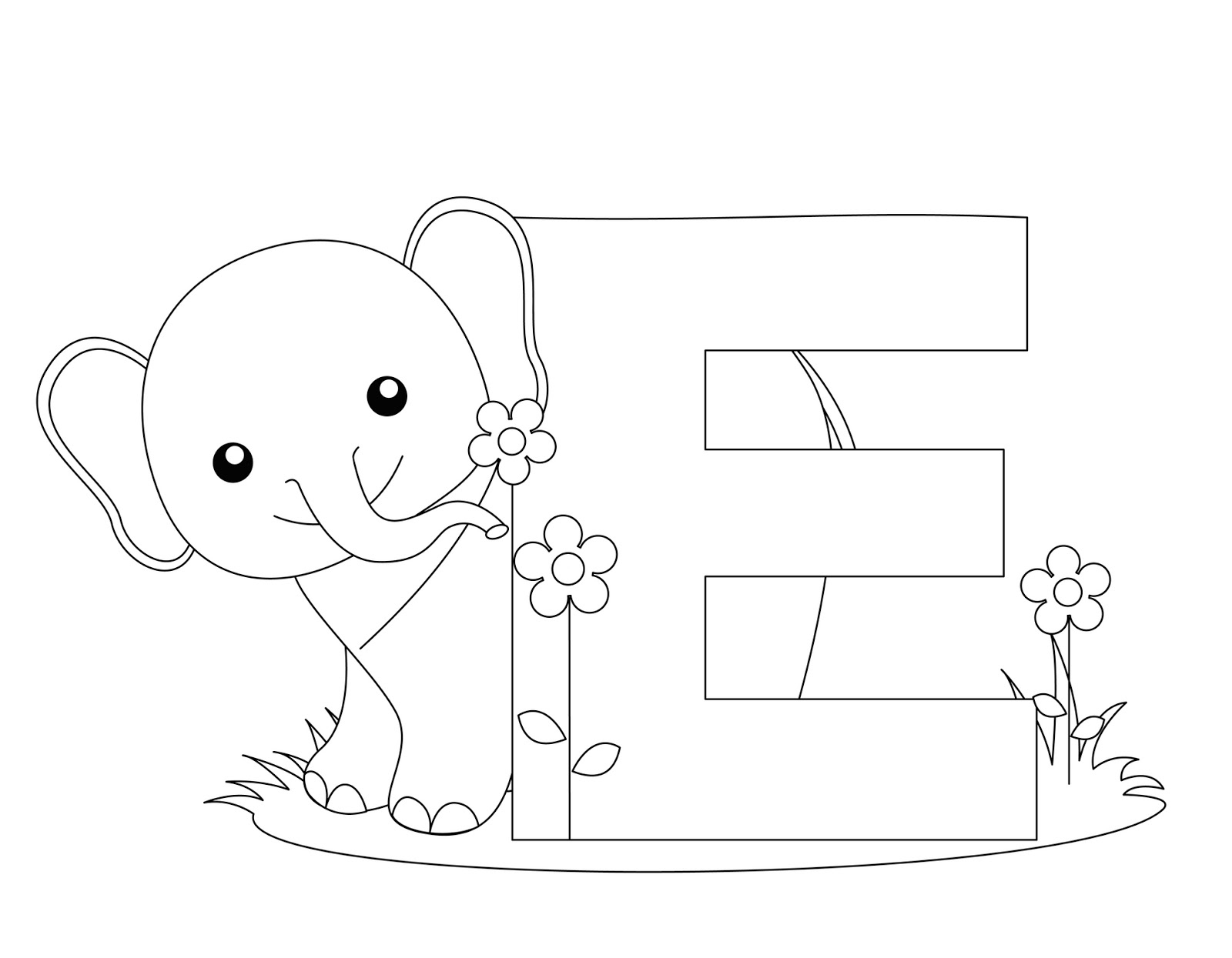 Coloring Pages : Free Coloring Pages Alphabet Letters Printable - Free Printable Alphabet Letters Coloring Pages