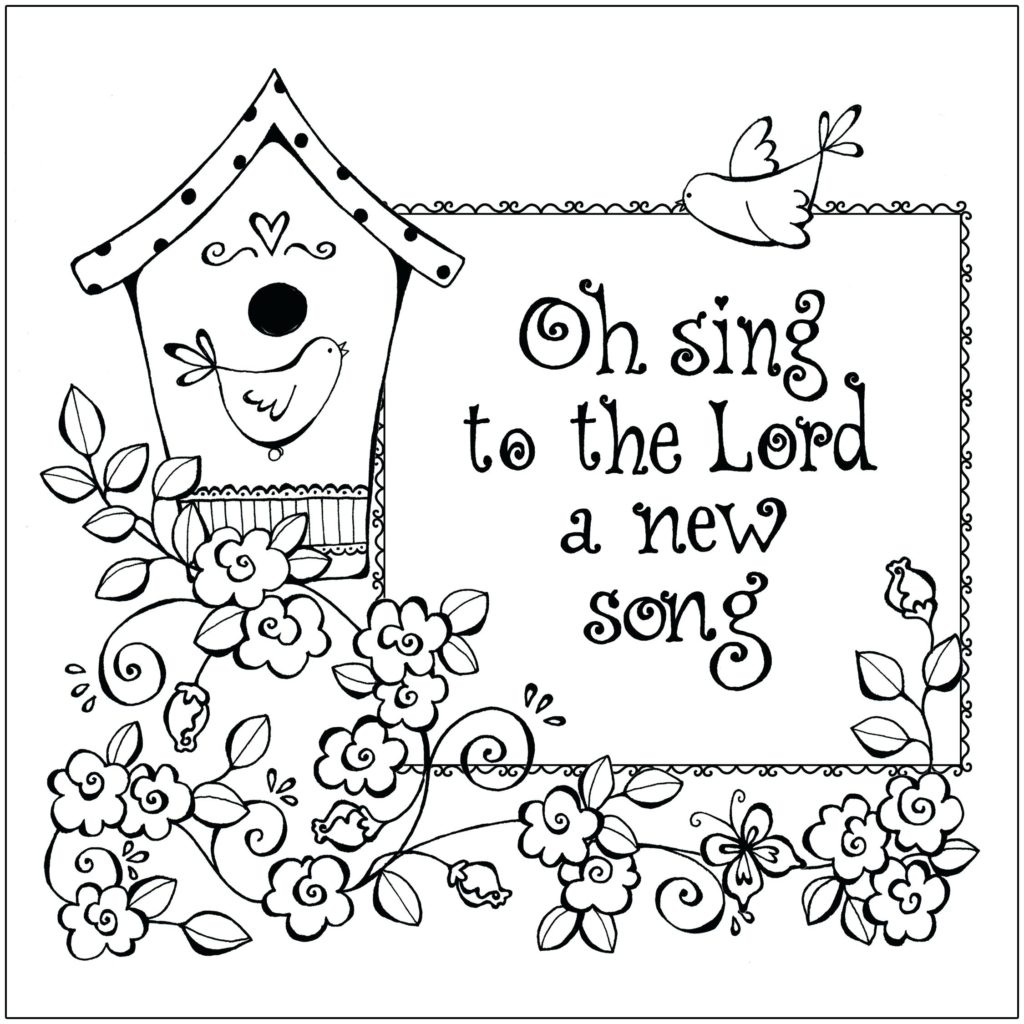 Coloring Pages : Free Printable Christian Coloring Pages For Kids - Free Printable Christian Coloring Pages