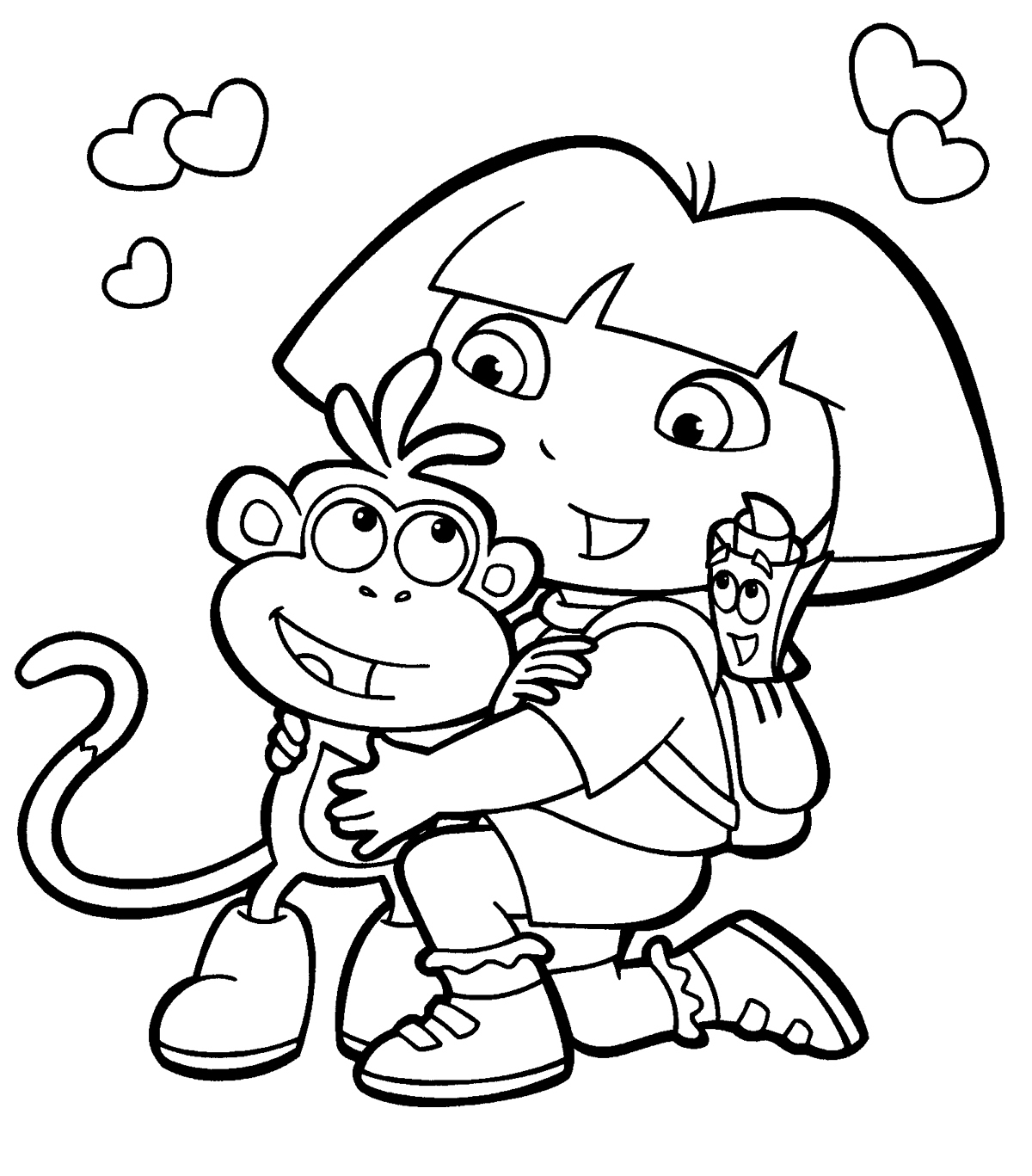 Coloring Pages ~ Free Printable Coloring Sheets For Kids Photo Ideas - Free Printable Color Sheets For Preschool